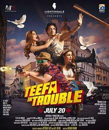 Sinopsis pemain genre Film Teefa in Trouble (2018)