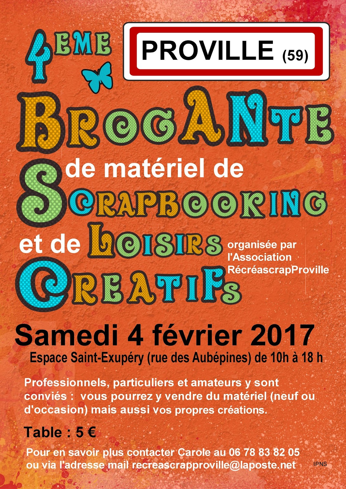 art avenue salon de scrapbooking proville