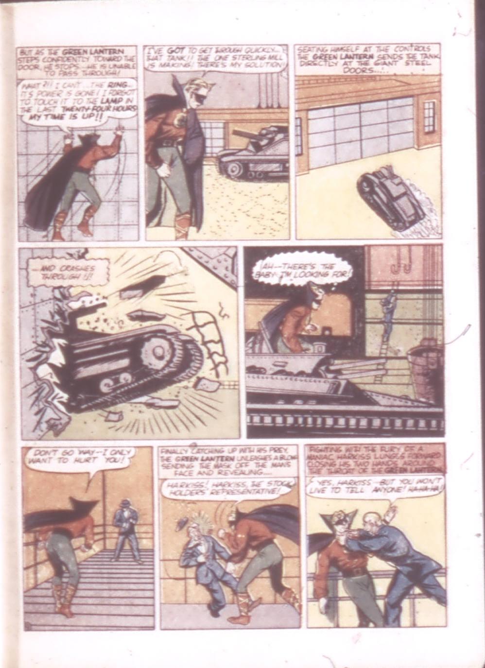 Read online All-American Comics (1939) comic -  Issue #25 - 11