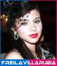 Blog Author Freila Villarubia