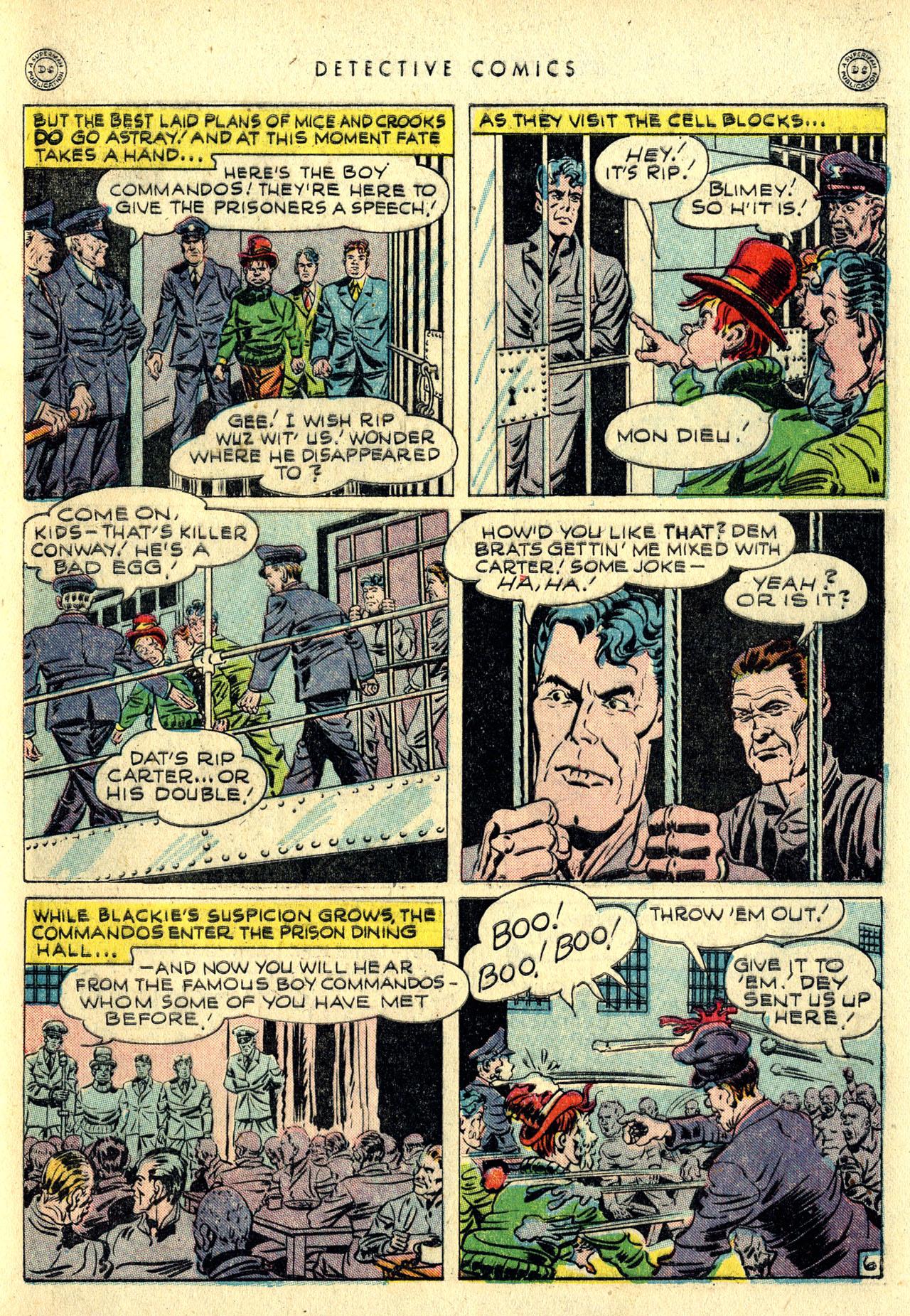 Read online Detective Comics (1937) comic -  Issue #116 - 43