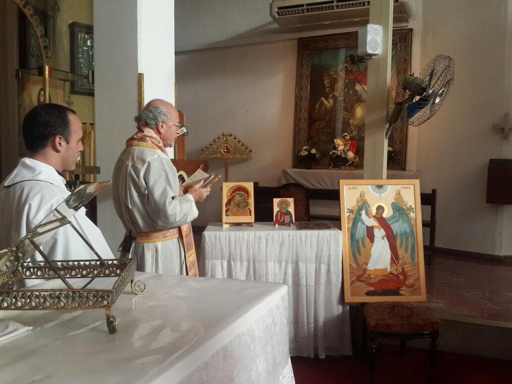 Resultado de imagen para parroquia catolica san jorge rosario