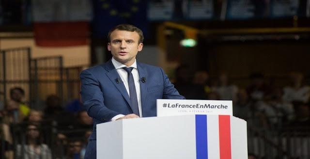 حزب الجبهة الوطنية الفرنسي يطلب من ايمانويل ماكرون مقاطعة قطر