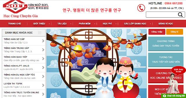 Trung Tâm Học Tiếng Hàn Hà Nội