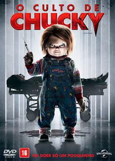 O Culto de Chucky - BDRip Dual Áudio