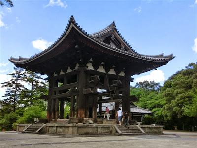 東大寺鐘楼