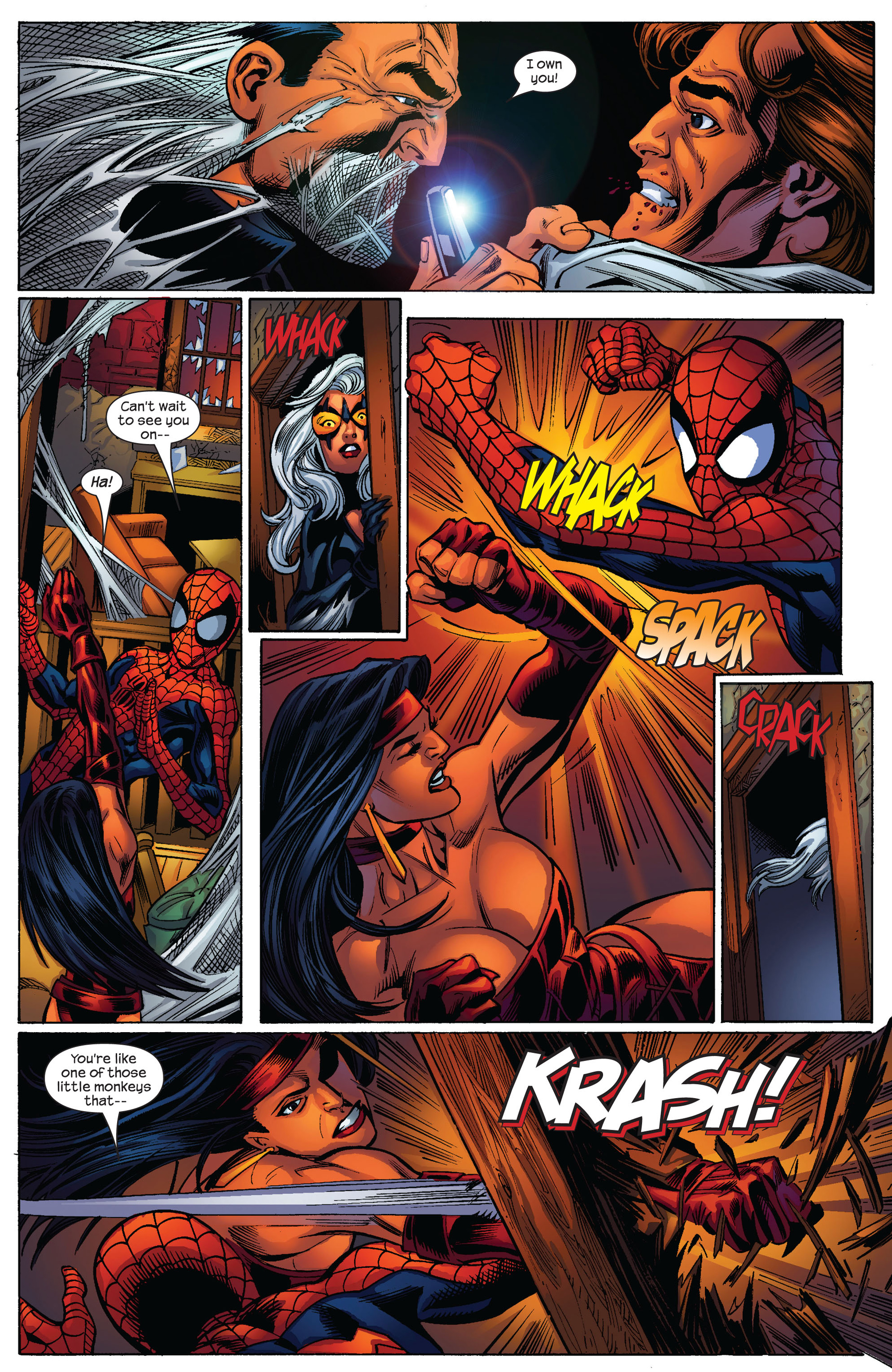 Read online Ultimate Spider-Man (2000) comic -  Issue #84 - 15
