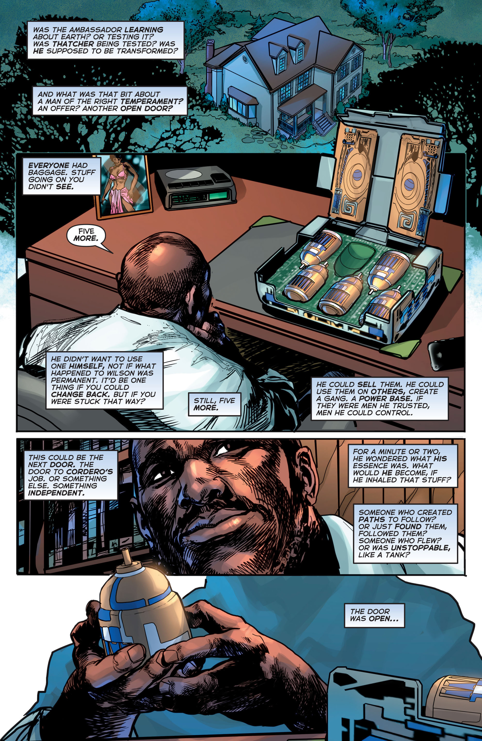Read online Astro City comic -  Issue #6 - 18