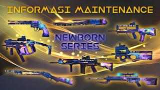 Maintenance Server PB Garena 11 Oktober 2016 - Newborn Series