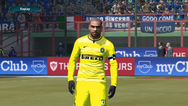 PES 2017 Inter FC 03-04 Kit by martin sati bucek