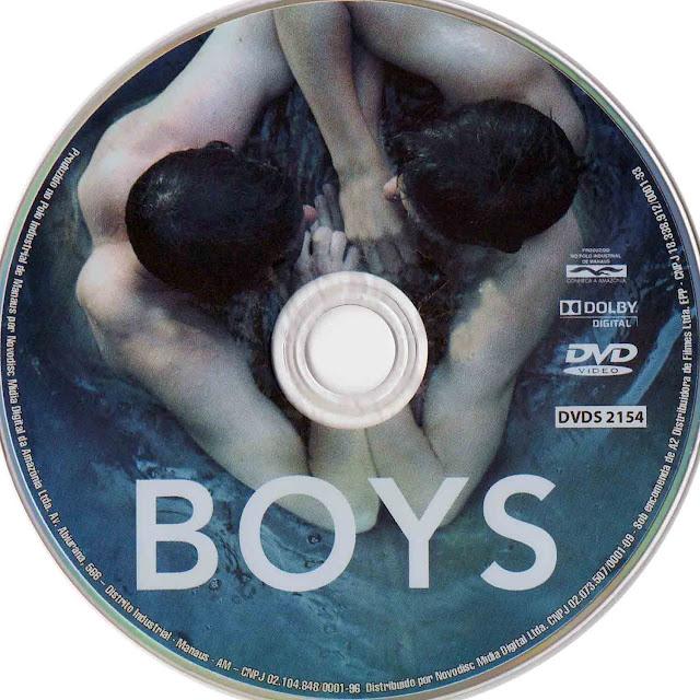 Label DVD Boys (Oficial)