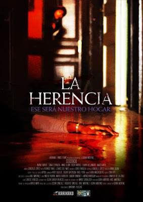 La Herencia, un cortometraje de Gorka Moreno / Poster
