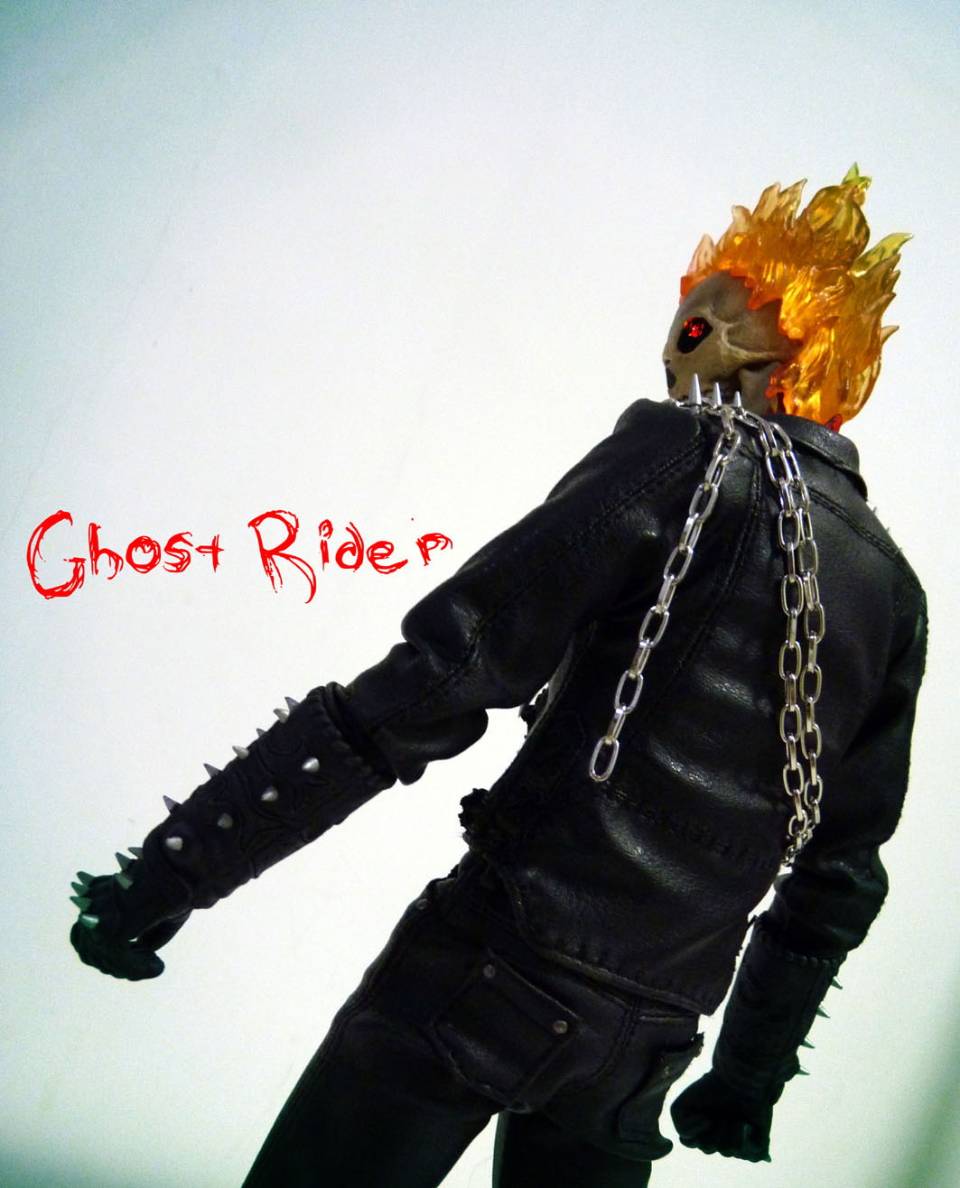 Ghost Rider Tot