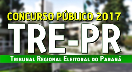 Apostila concurso TRE-PR 2017