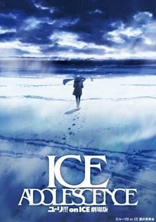 تقرير فيلم يوري على الجليد: الجليد في سن المراهقة Yuri!!! on Ice The Movie: Ice Adolescence