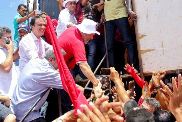 Lula ganhará três homenagens na Região do Cariri
