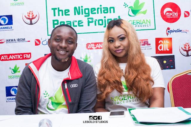 Sylvia Edem unveils Nigerian Peace Project?
