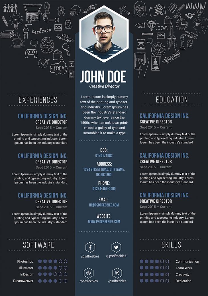 Jasa Desain Curriculum Vitae Cv Pembutan Resume