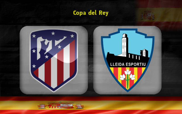Atletico Madrid vs Lleida Esportiu Full Match & Highlights 09 January 2018
