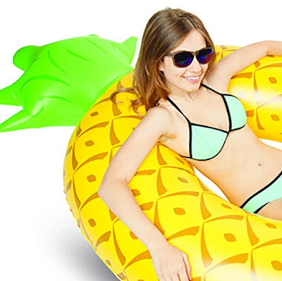 Pineapple Swimmingpool Float