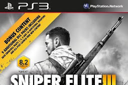 Sniper Elite III Ultimate Edition PS3 CFW