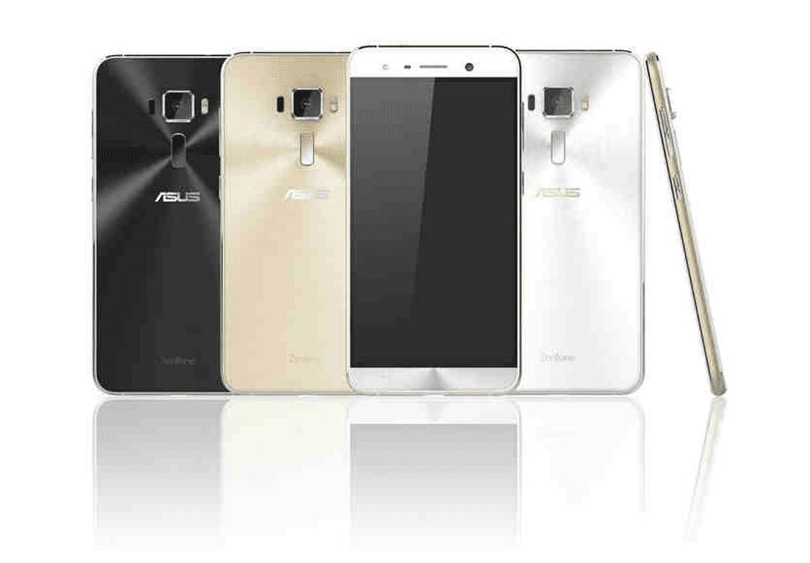 Asus ZenFone 3 renders