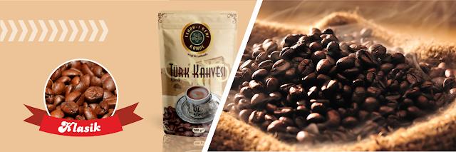 türk kahvesi banner salayt tasarımı