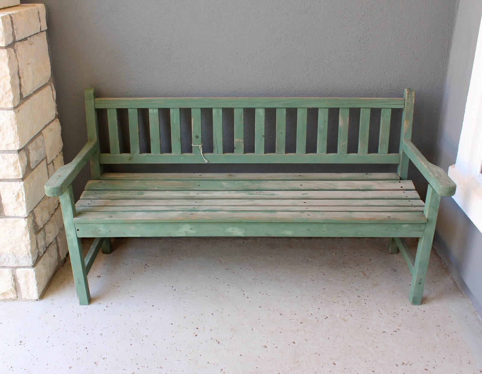 Before And After Front Porch Furniture Made Everyday