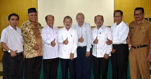 Kampus Imambonjol Padang Butuh 70 Hektar Lahan di Tarok City