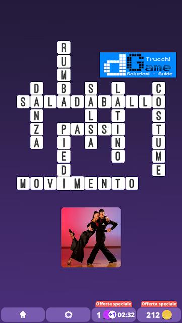 Soluzioni One Clue Crossword livello 23 schemi 10 (Cruciverba illustrato)  | Parole e foto