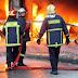 Μεγάλη φωτιά σε εμπορικό κέντρο στο Χαλάνδρι