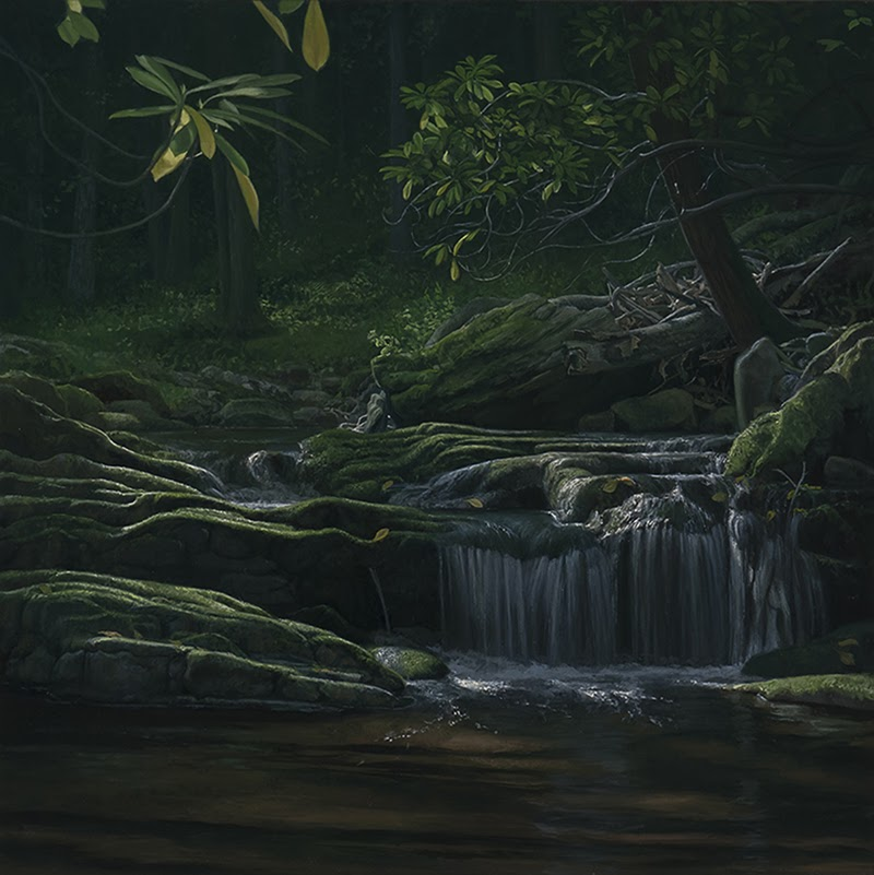 Landscape Paintings by Nancy Depew from United States.