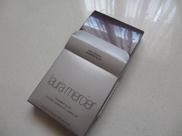 The Blackmentos Beauty Box: Review: Laura Mercier Shimmer Bloc in ...