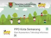 Pantau PPD Kota Semarang lewat aplikasi android