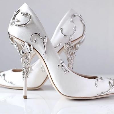 Zapatos de Novia Comodos y sencillos