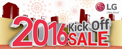 LG Mobile 2016 Kick-Off Sale, Get Discounts and Freebies On Select LG Handsets