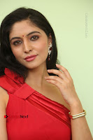 Actress Zahida Sam Latest Stills in Red Long Dress at Badragiri Movie Opening .COM 0090.JPG