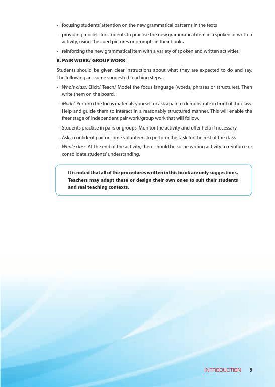 Trang 8 sach Sách Giáo Viên Tiếng Anh 6 Tập 1