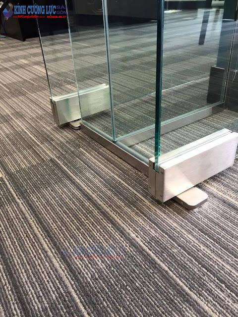 Bảng báo giá bản lề không cắt sàn