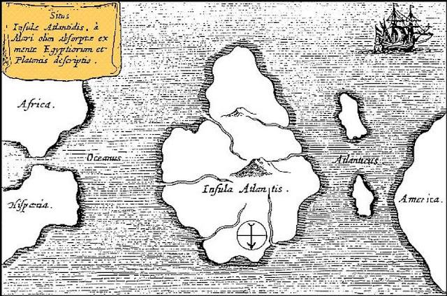 Qyteti i humbur i Atlantidës