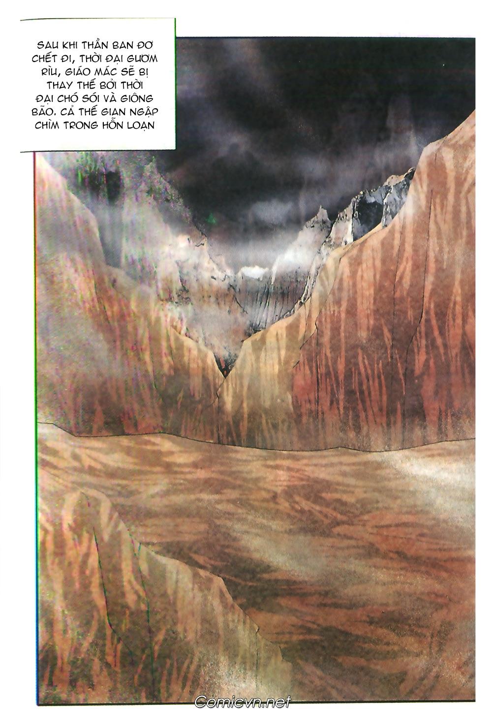 Thần thoại Bắc Âu - Chapter 48: Cuộc chiến Ragnarok - Pic 22