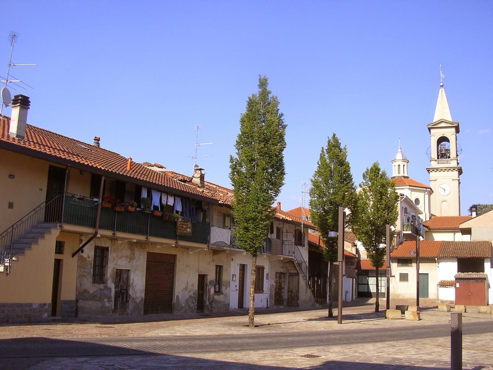 Via Trincea Delle Frasche Desio brianza centrale: san carlo: quel che resta del borgo