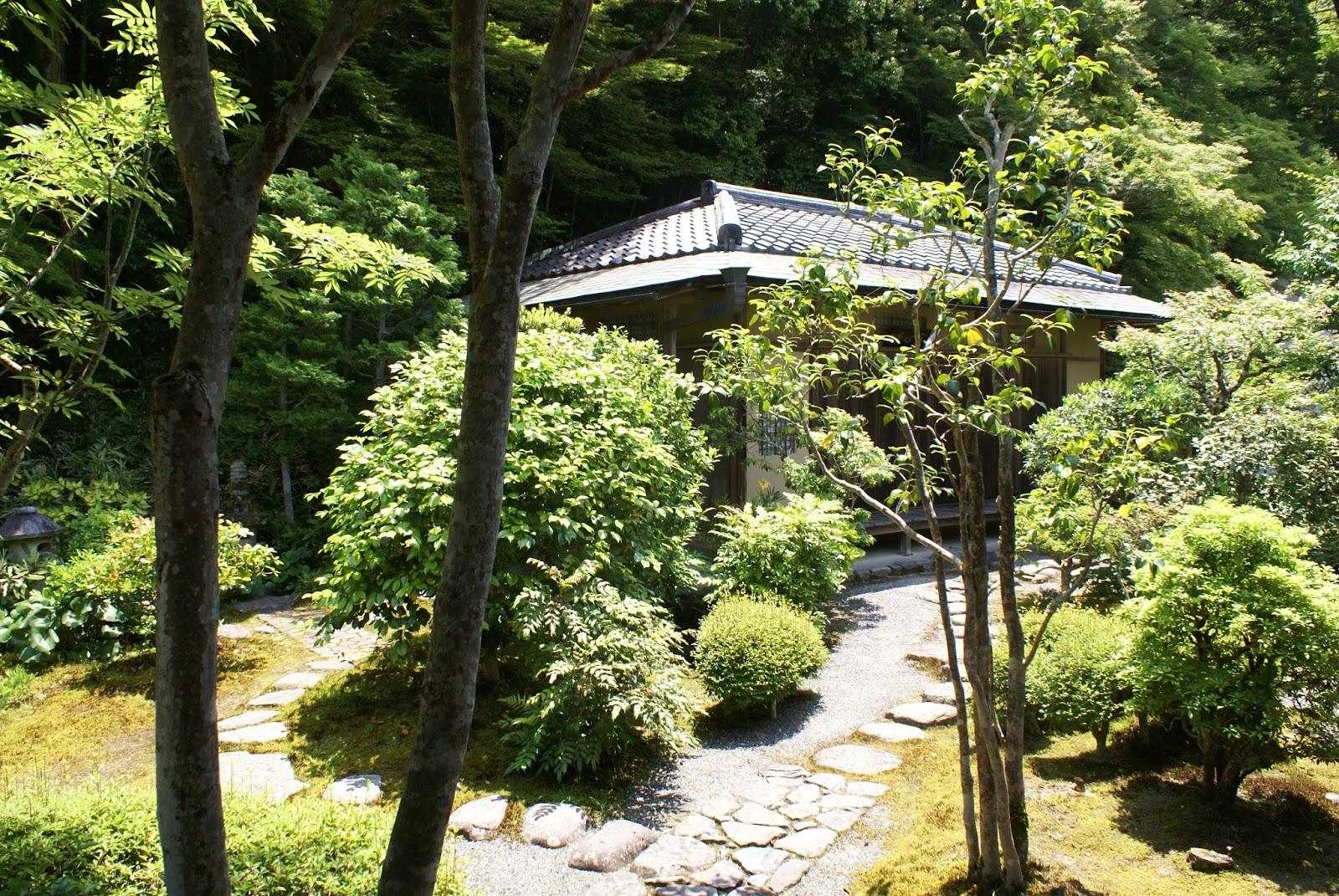 nanzen-ji buddhist temple garden kyoto japan