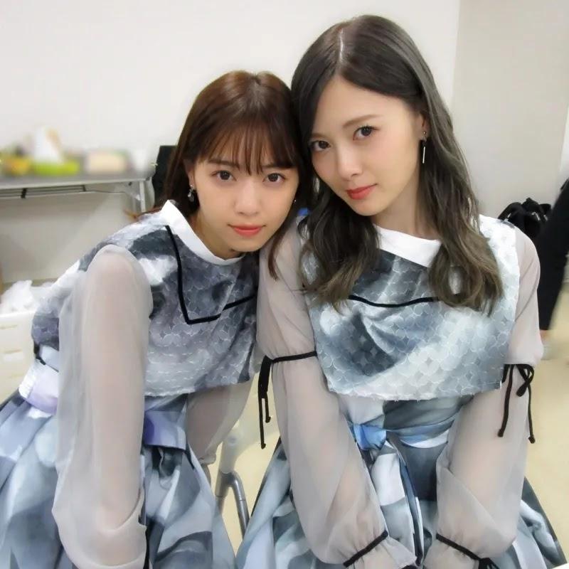 nishino nanase dan shiraishi mai