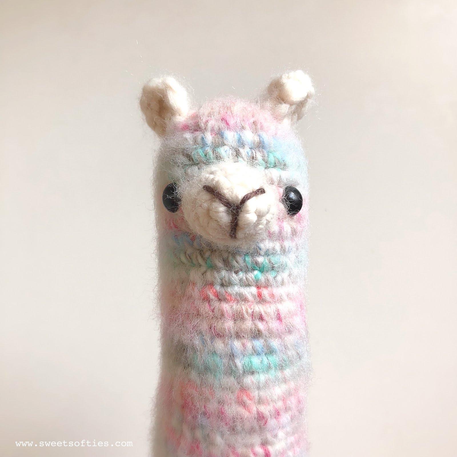 Llama Crochet Patterns – Amigurumi Tips - A More Crafty Life | 1600x1600