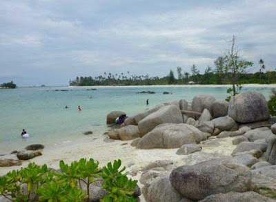 tempat-wisata-semarang, pantai-maron