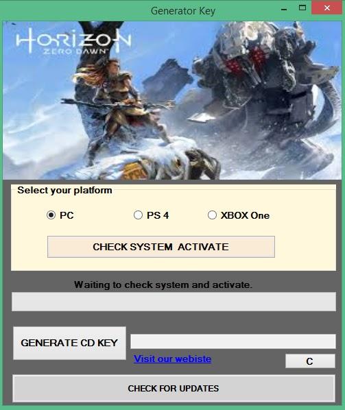 horizon zero dawn jeux key keygen serial key jeux t l charger cd key pour jeux. Black Bedroom Furniture Sets. Home Design Ideas