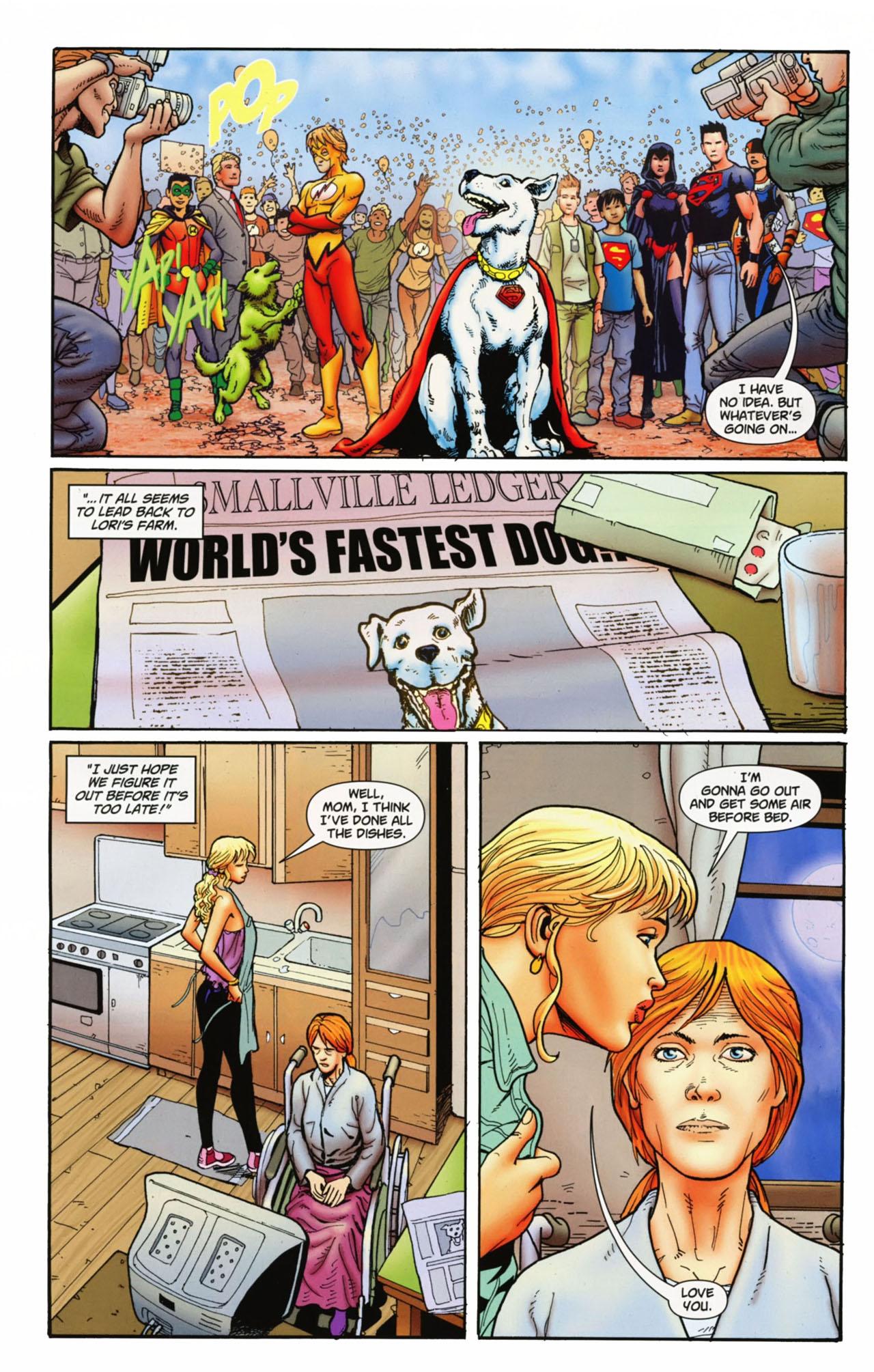 Superboy [I] Issue #5 #5 - English 25
