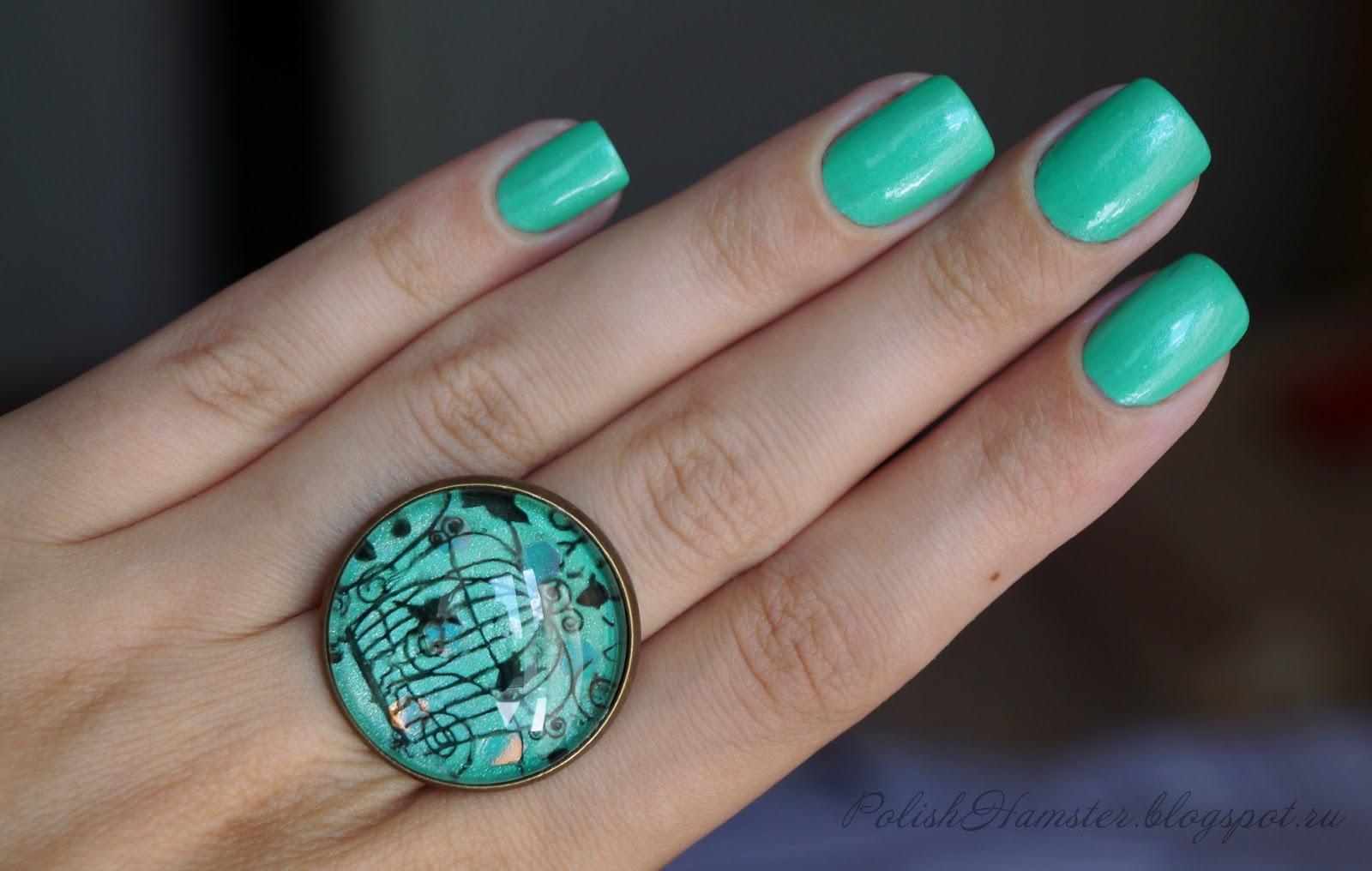 piCture pOlish Jade