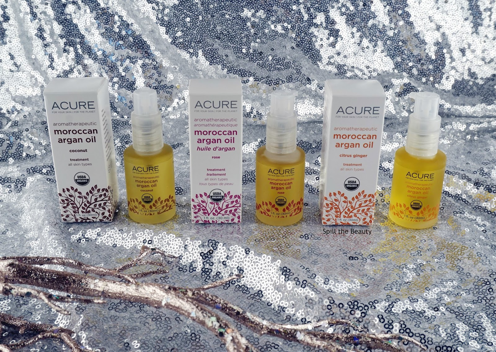 acure aromatherapeutic moroccan argan oils review